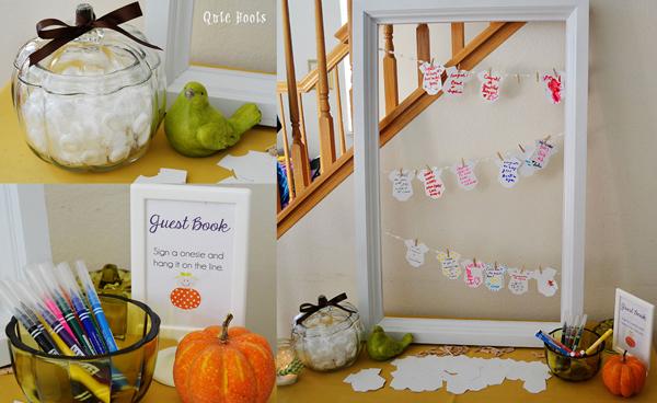 Lil Pumpkin oneside display