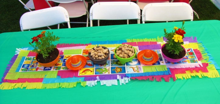Loteria Table Runners