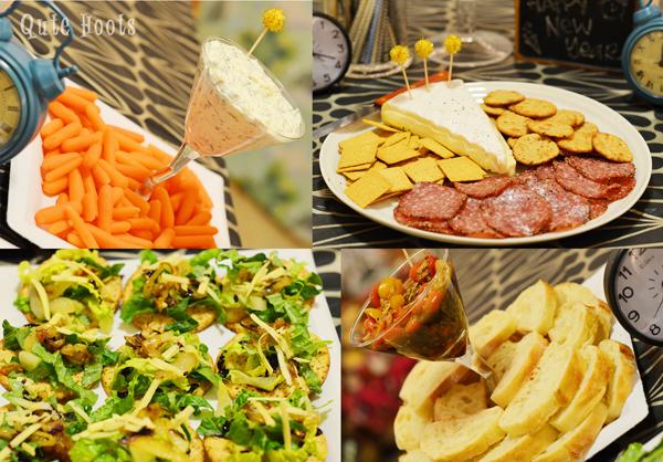NYE food