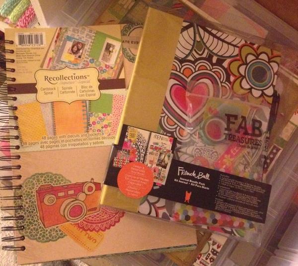 Journaling Supplies!