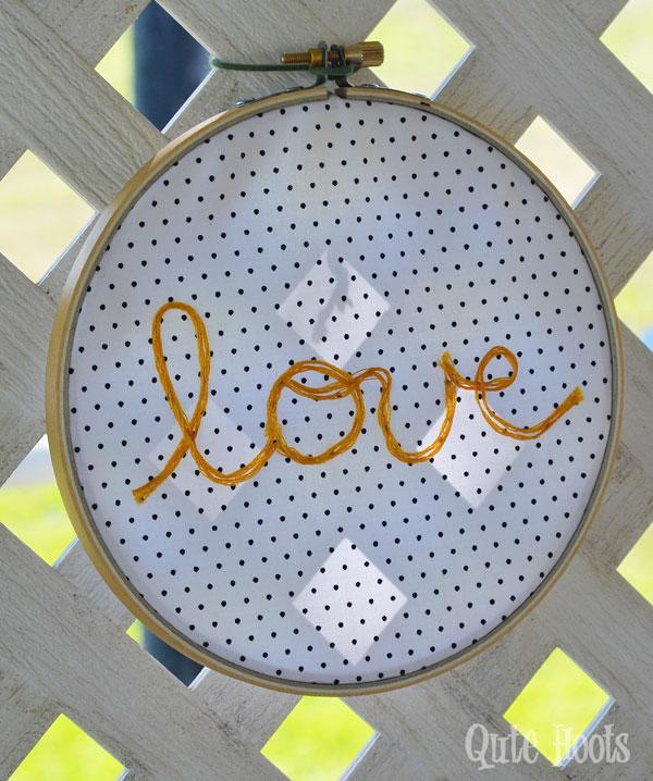 love hoop