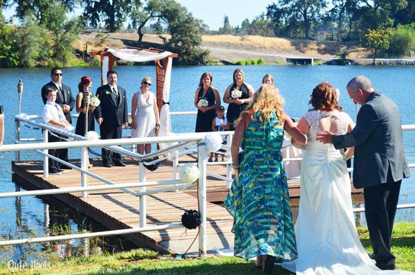 dock ceremony